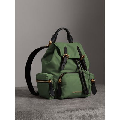 The Small Crossbody Rucksack in Nylon