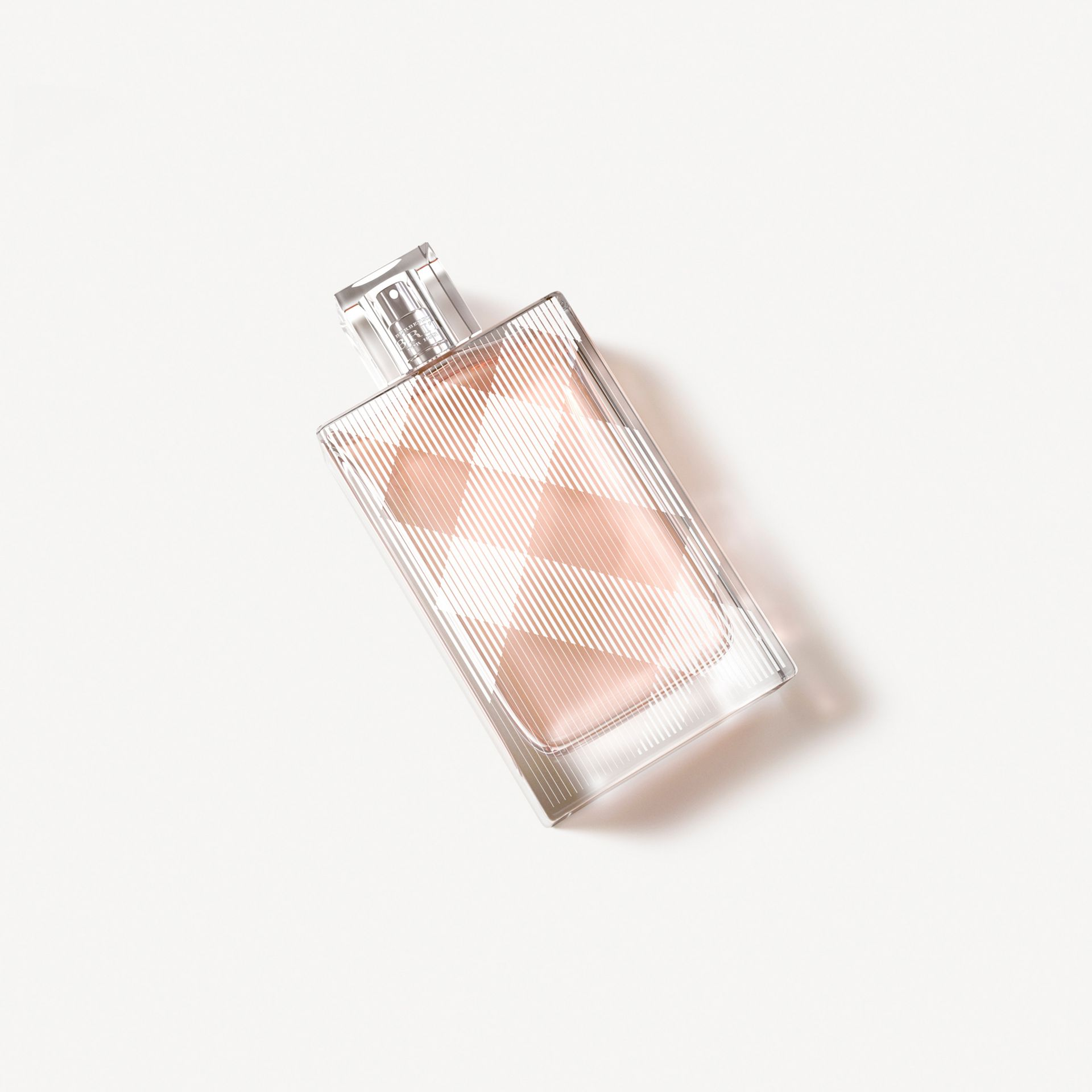Burberry Brit For Her Eau de Toilette 100ml - Women | Burberry Canada - gallery image 1