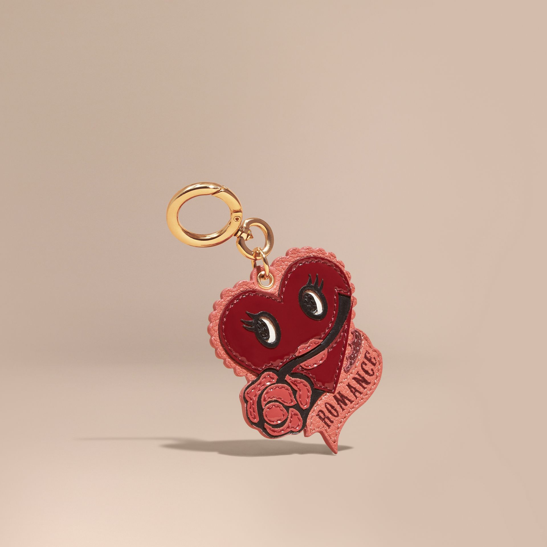 Leather Romance Charm - gallery image 1