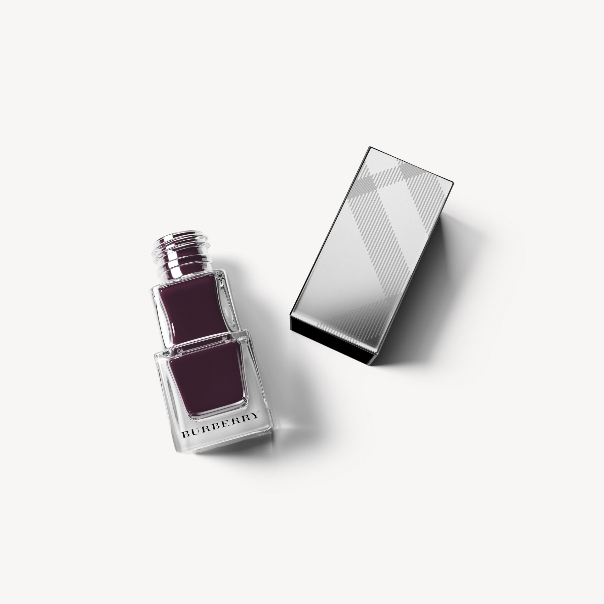 Nail Polish - Elderberry No.407 - Women | Burberry - gallery image 1