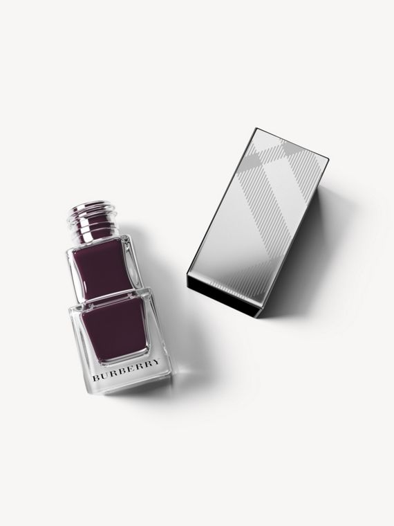 Nail Polish - Elderberry No.407 - Women | Burberry