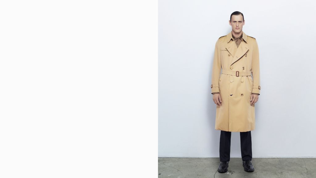 The Trench Coat Design Details, Most Popular Burberry Trench Coat