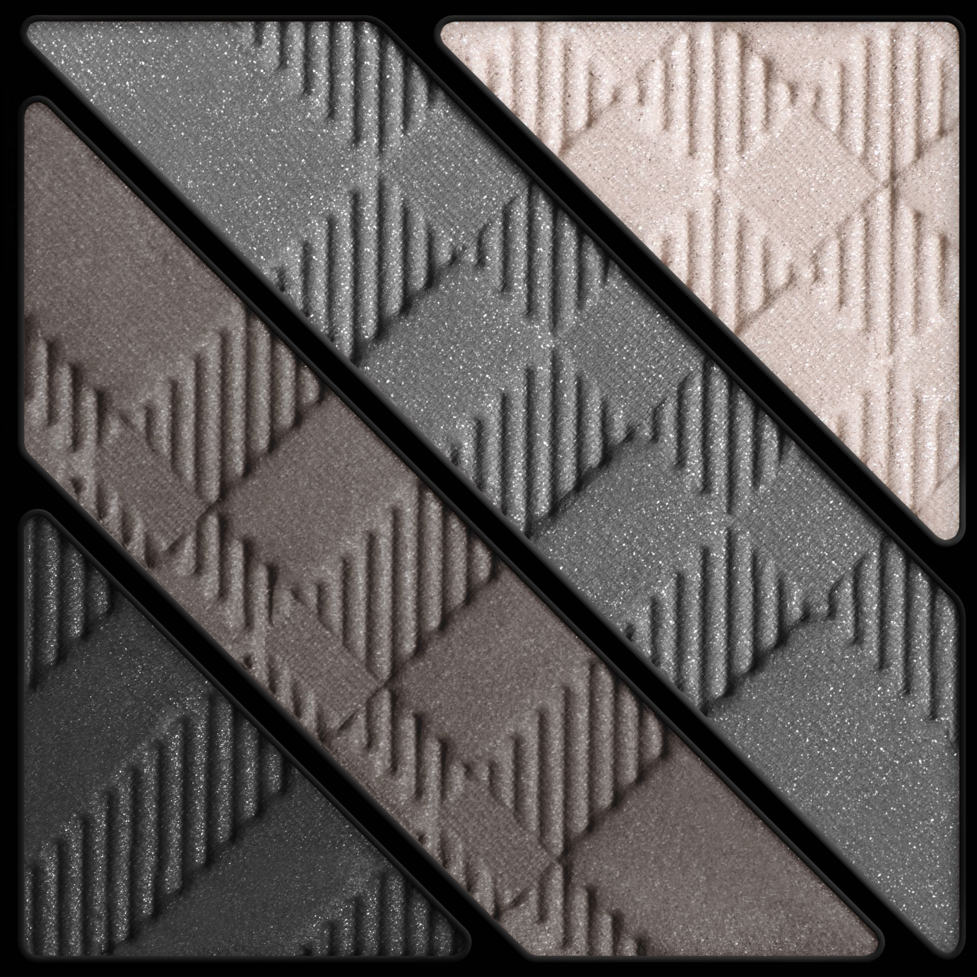 Complete Eye Palette – Smokey Grey No.01 - Women | Burberry - gallery image 2