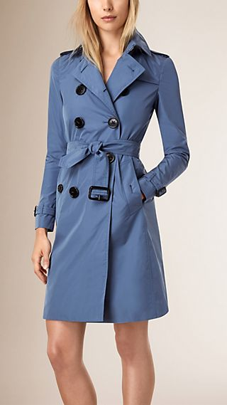 Lightweight Showerproof Trench Coat
