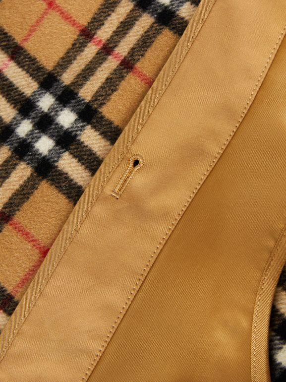 Camden Fit Warmer in Antique Yellow - Men | Burberry United Kingdom - cell image 1