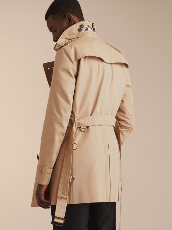 Miel Trench-coat Heritage mi-long The Chelsea Miel - cell image 3