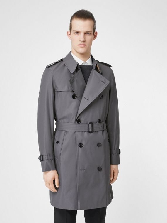Trench Heritage The Chelsea (Gris Moyen)
