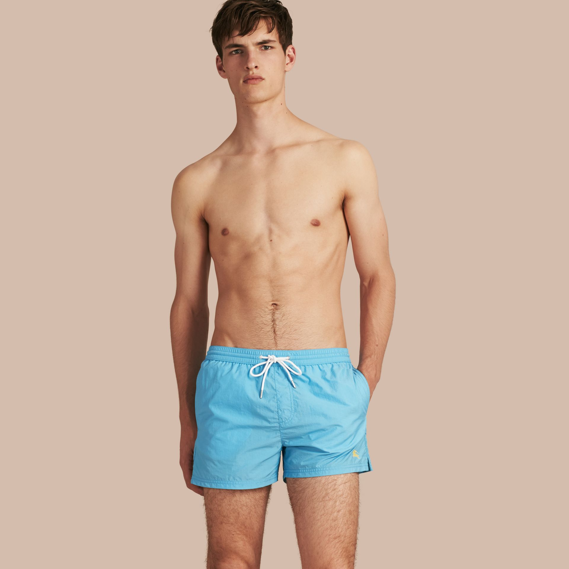 Sky blue Lightweight Swim Shorts Sky Blue - gallery image 1