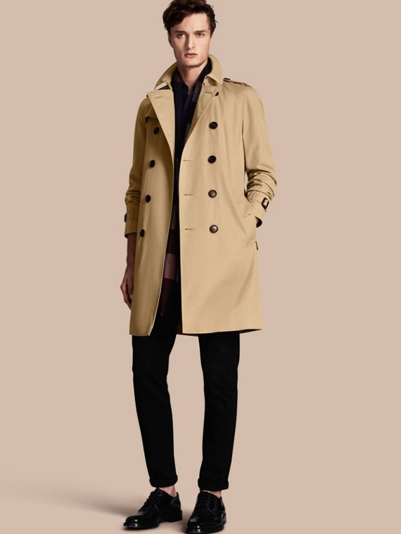 The Chelsea – Trench coat Heritage longo Mel
