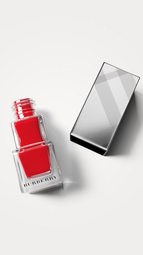 Poppy red 301 Nail Polish - Poppy Red No.301 - Image 1