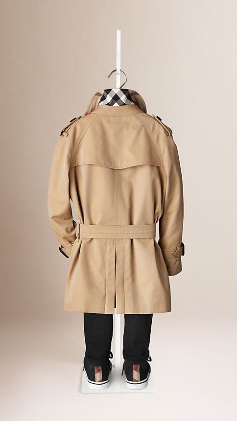 Honey The Wiltshire - Heritage Trench Coat - Image 2