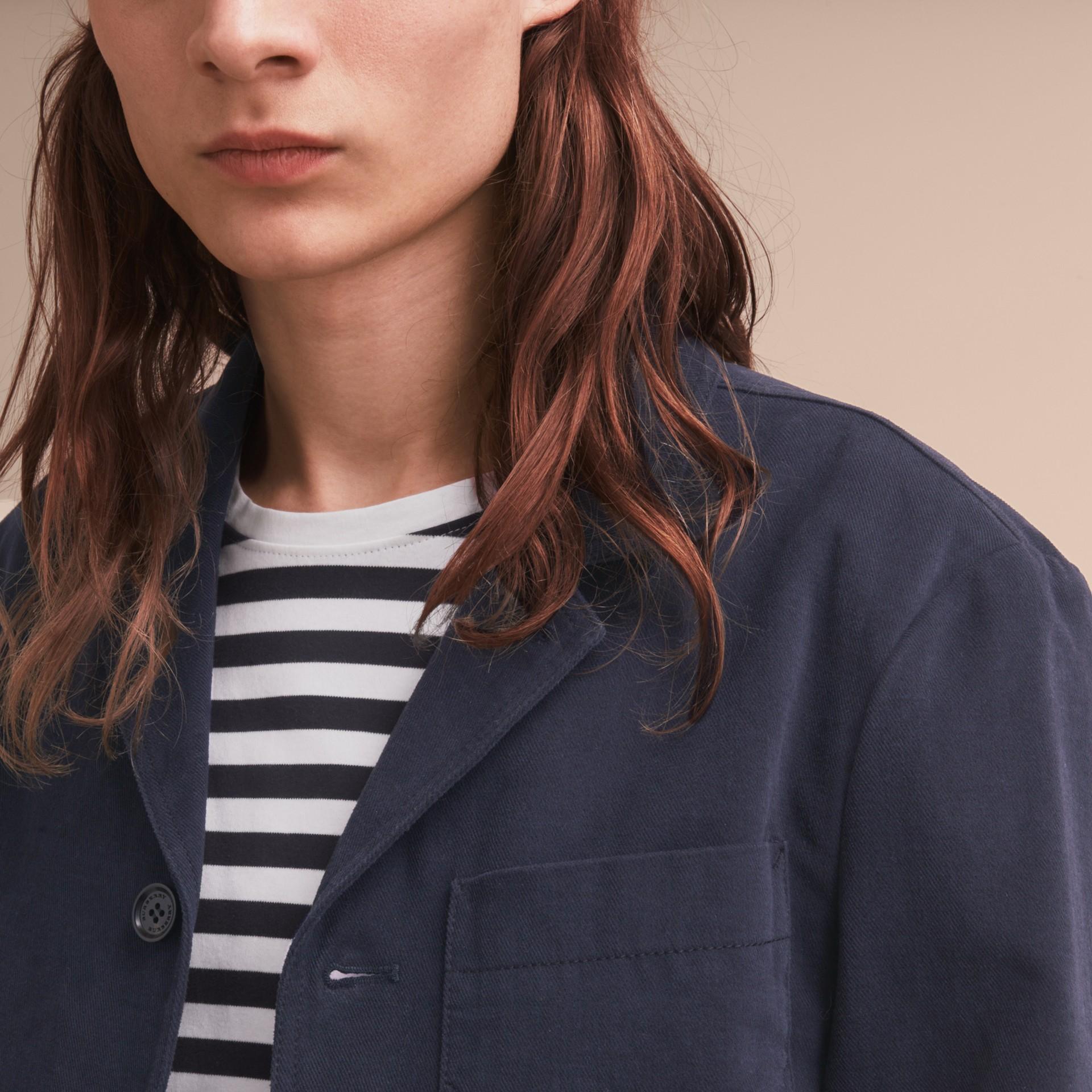 Cotton Workwear Jacket - gallery image 5