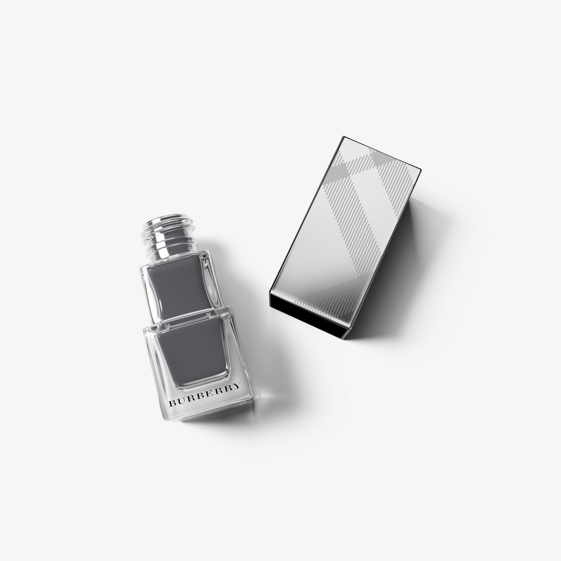 Nail Polish - Graphite No.201 - Women | Burberry - gallery image 1