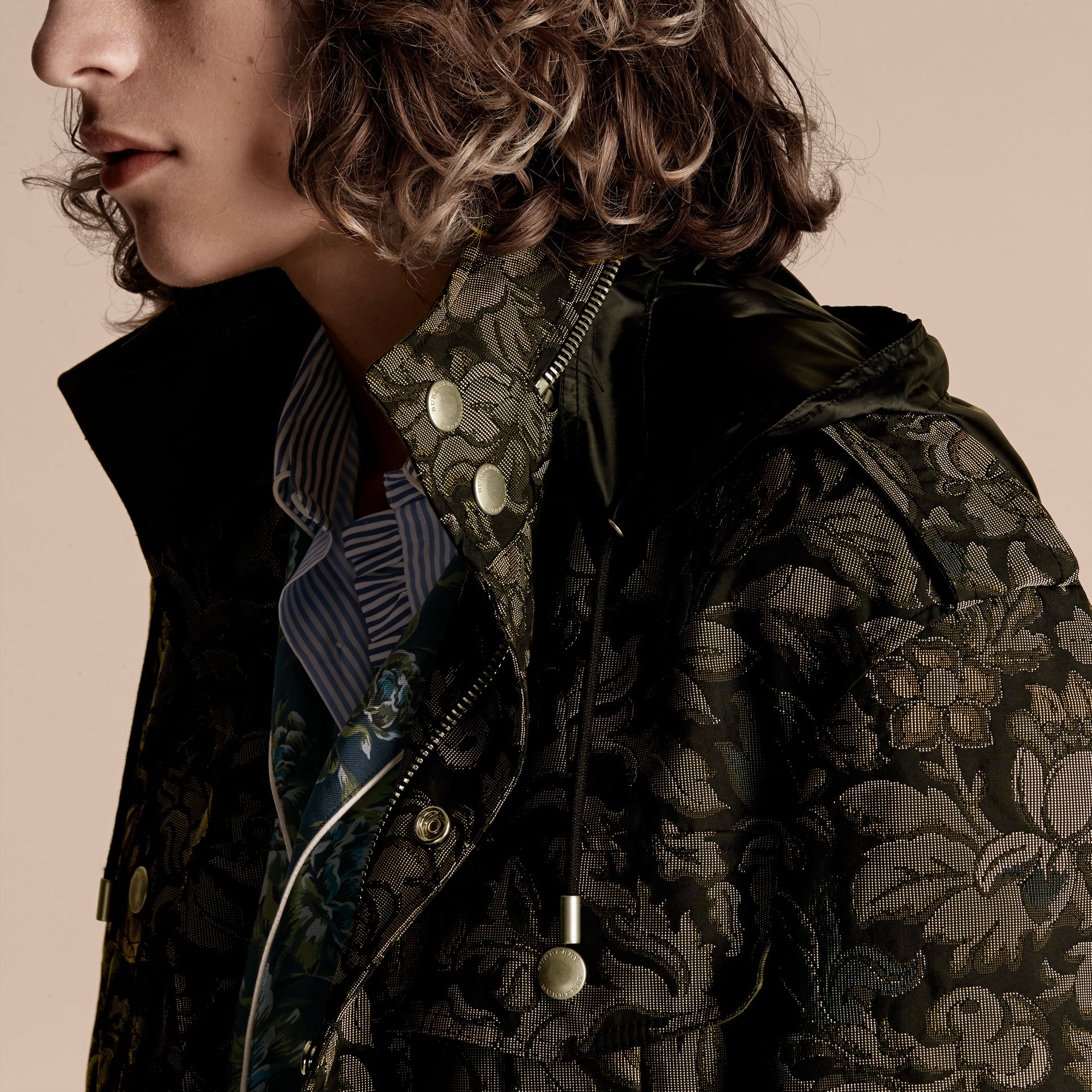 Sage The Floral Field Jacket - gallery image 7
