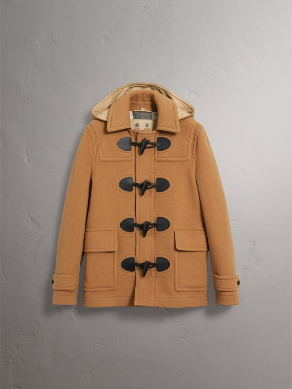 Duffle-coat The Plymouth (Camel Moyen) - Homme | Burberry - cell image 3