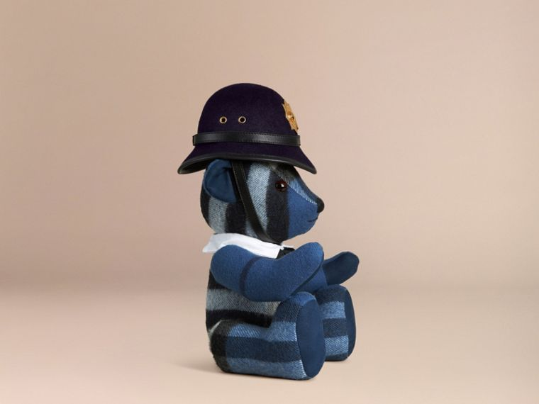 Cadet blue The Bobby Thomas Bear - cell image 2