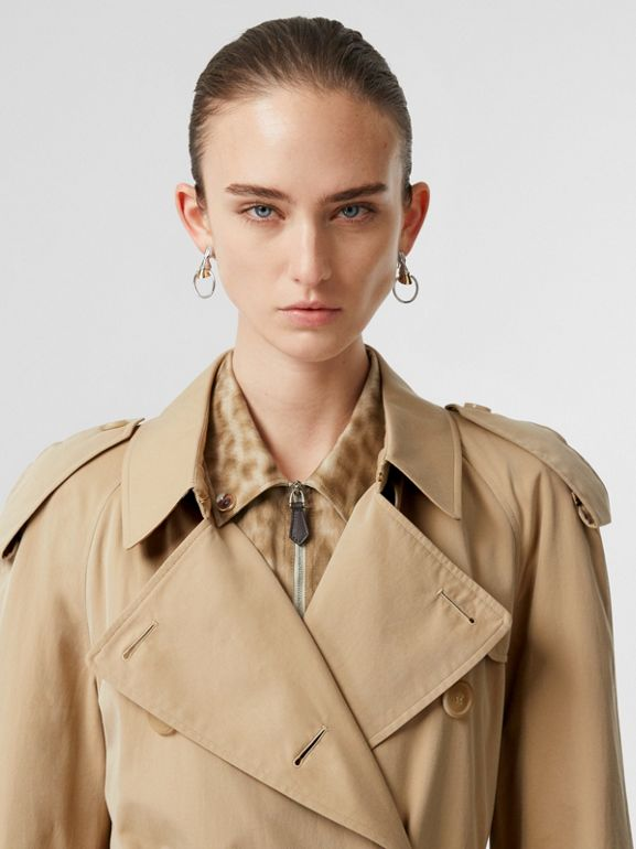 Trench coat Heritage Westminster largo (Miel) - Mujer | Burberry - cell image 1