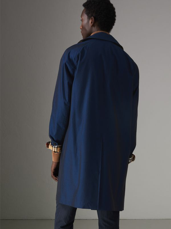 The Camden Car Coat in Bright Regency Blue - Men | Burberry - cell image 2