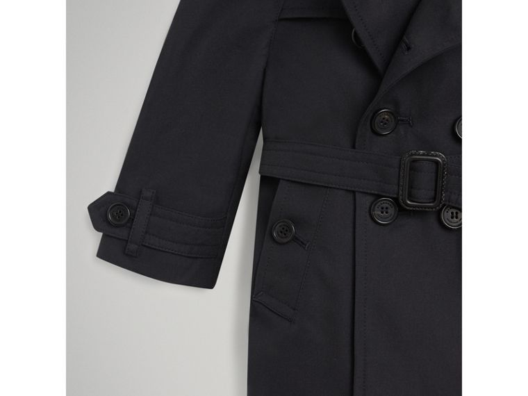 The Wiltshire Trench Coat in Navy | Burberry Australia - cell image 1
