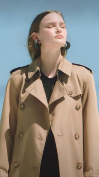 The One and Only Burberry Trench