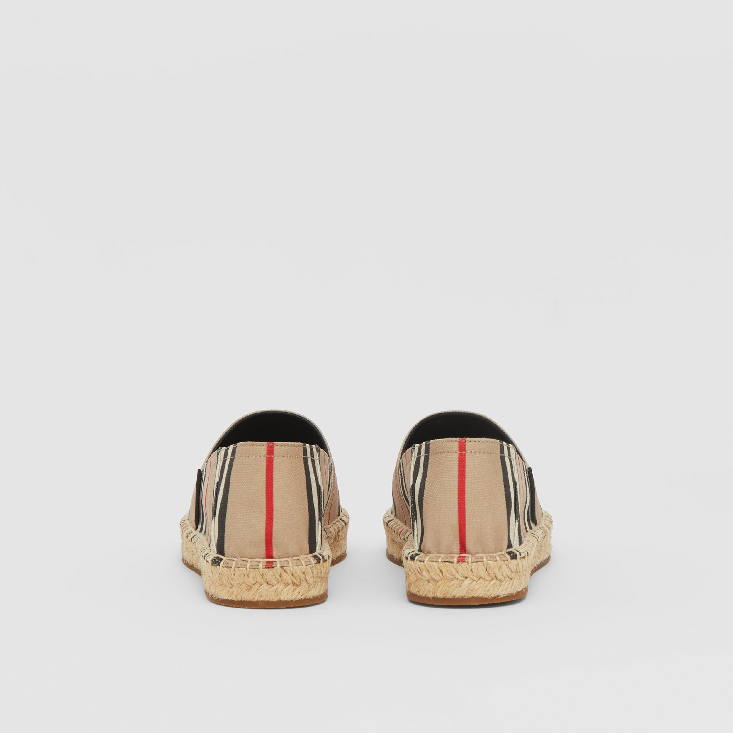 Icon Stripe Espadrilles in Archive Beige - Women | Burberry - 4