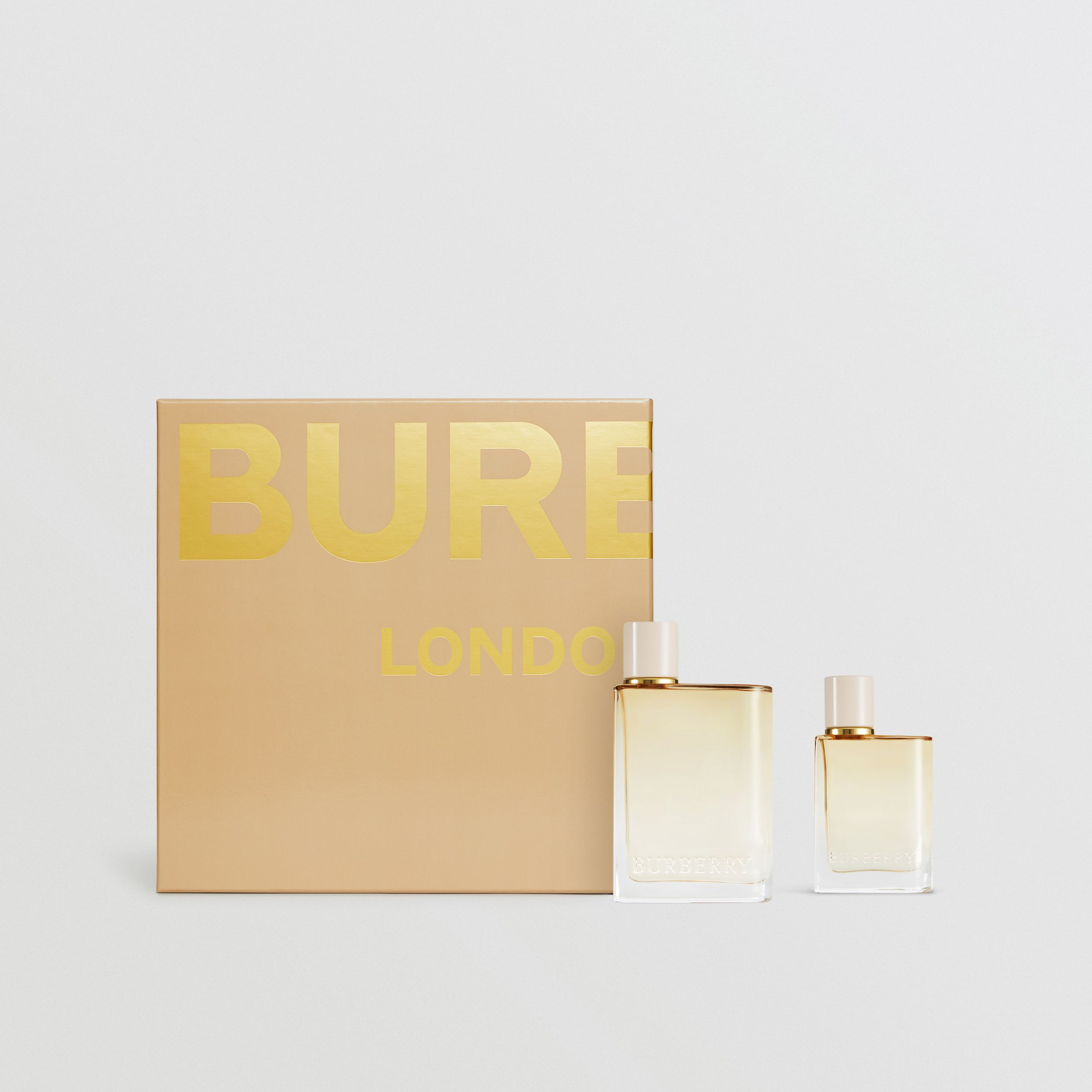 Her London Dream Eau de Parfum Gift Set in Honey - Women | Burberry - 1
