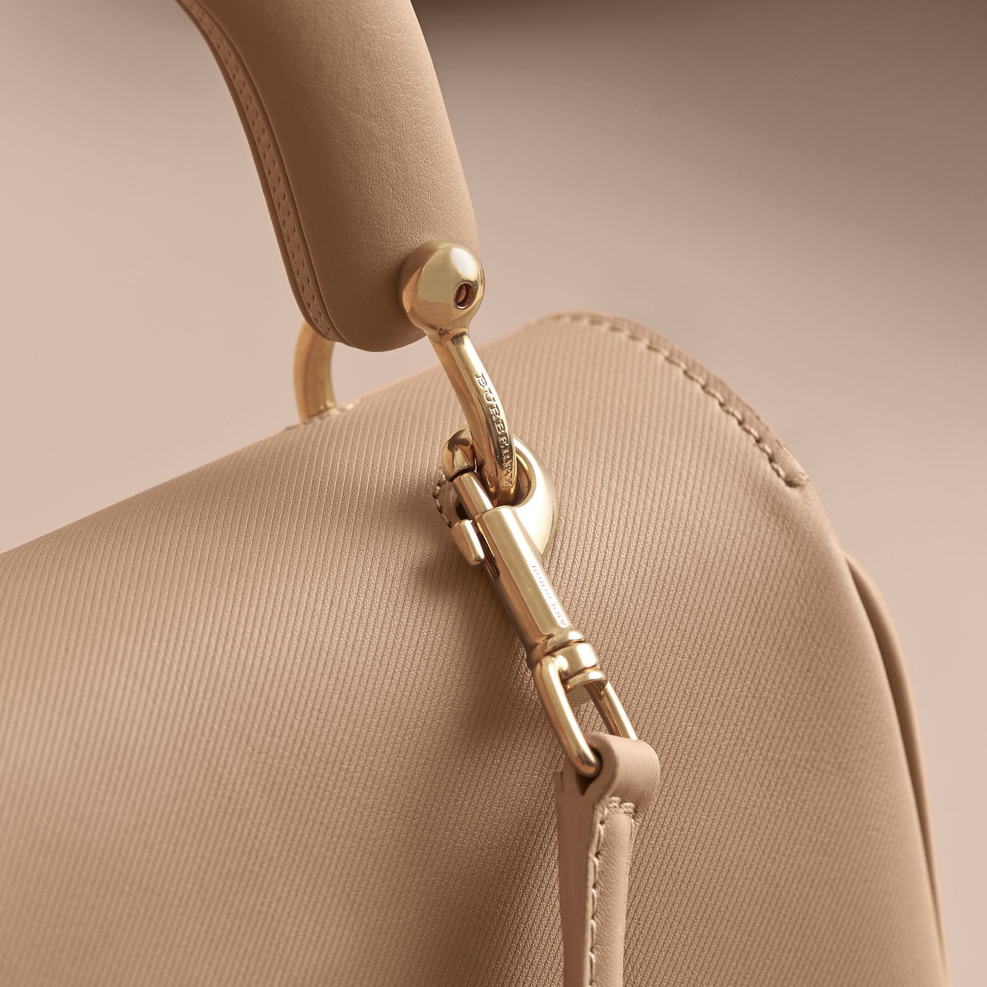 The Large DK88 Top Handle Bag - Women | Burberry - gallery image 2