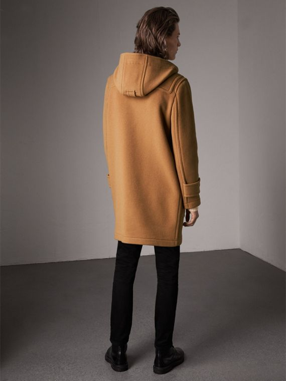 The Greenwich Duffle Coat in Mid Camel - Men | Burberry United Kingdom - cell image 2