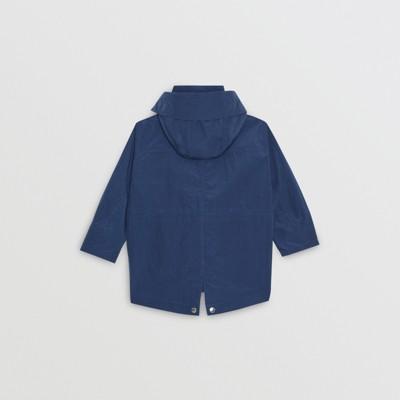 Burberry - Parka à capuche avec veste matelassée en duvet - 5