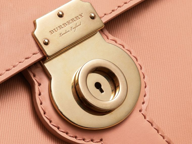 The Medium DK88 Satchel in Pale Clementine - Men | Burberry - cell image 1