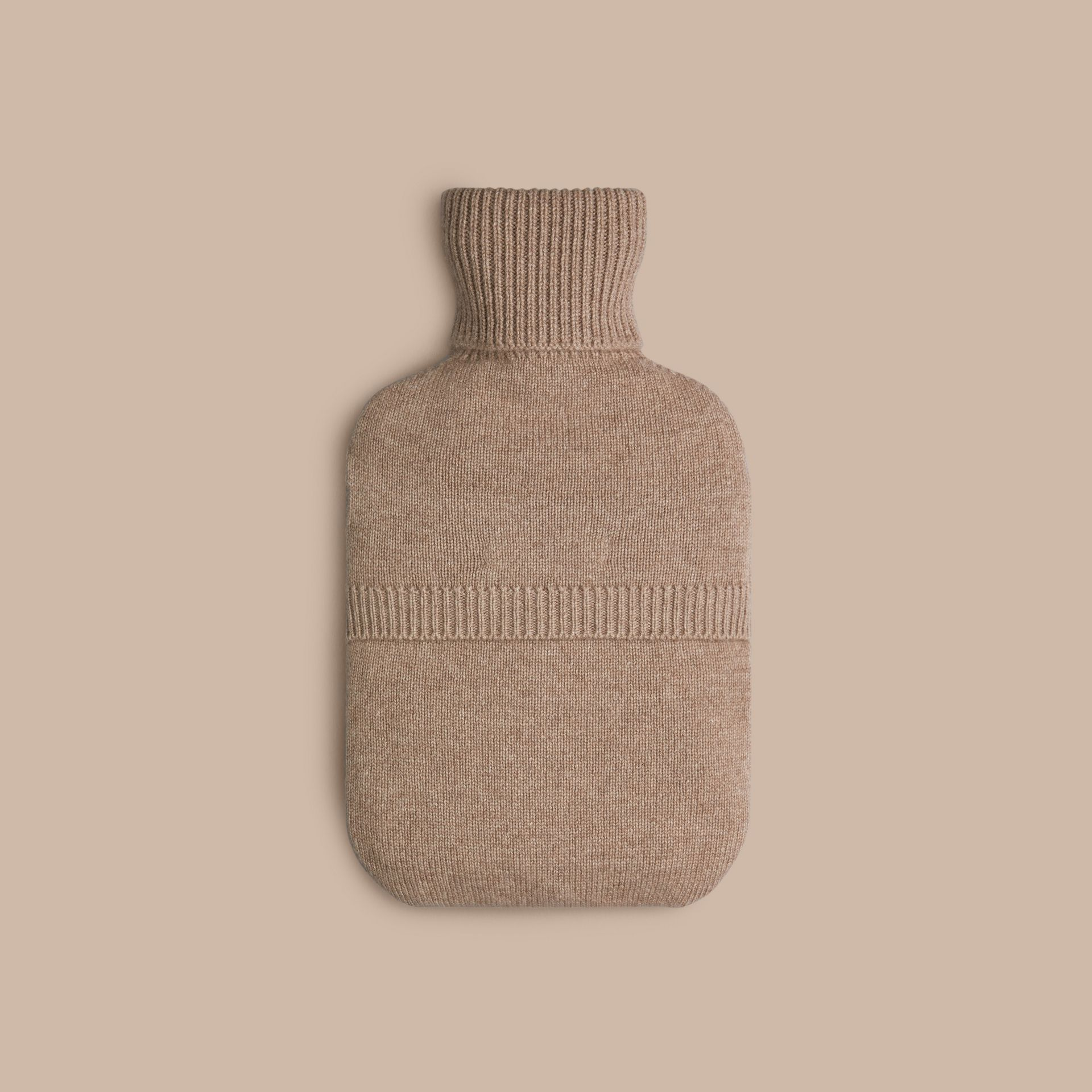 Camel The City Gent Cashmere Hot Water Bottle Cover - gallery image 2