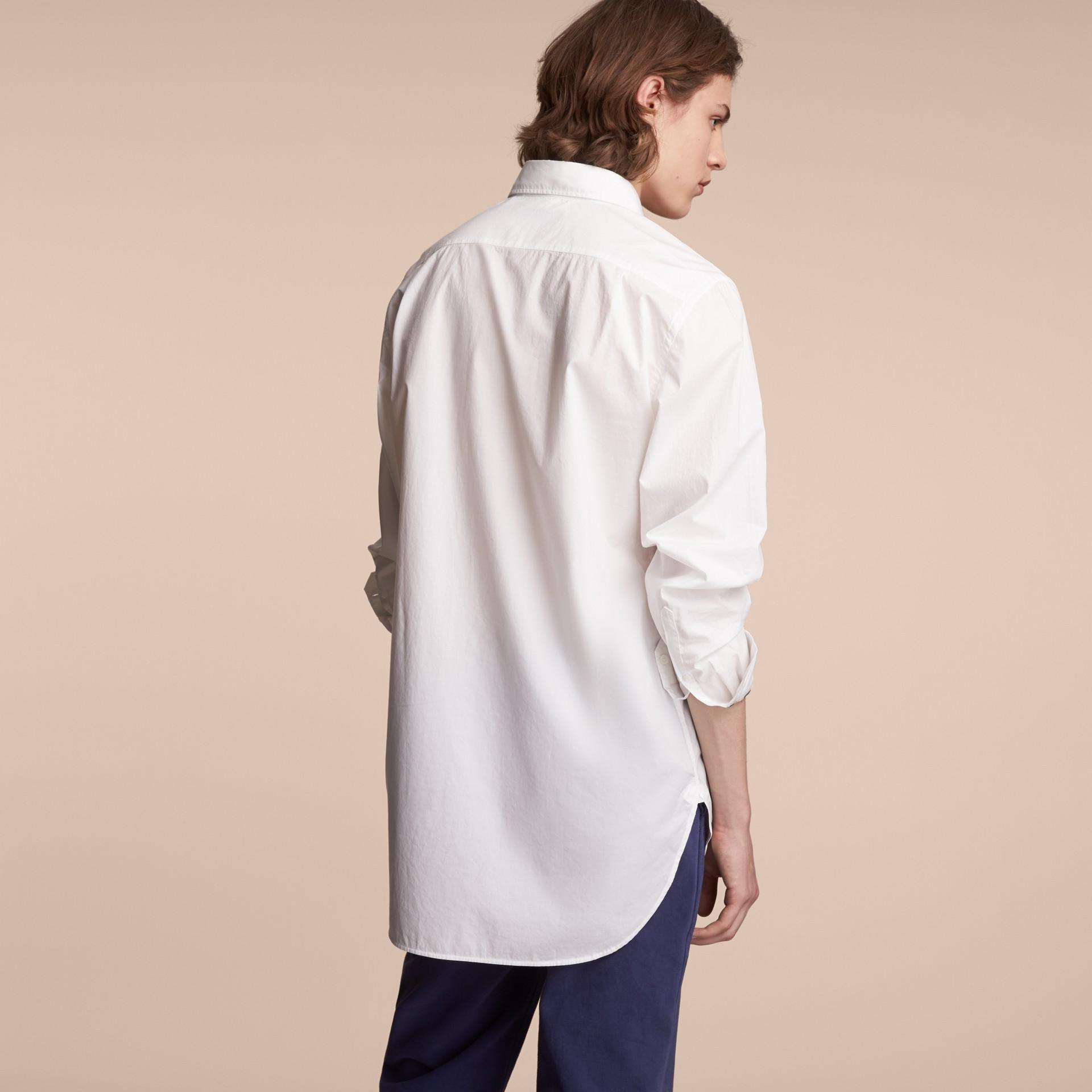 Japanese Cotton Poplin Shirt - gallery image 3