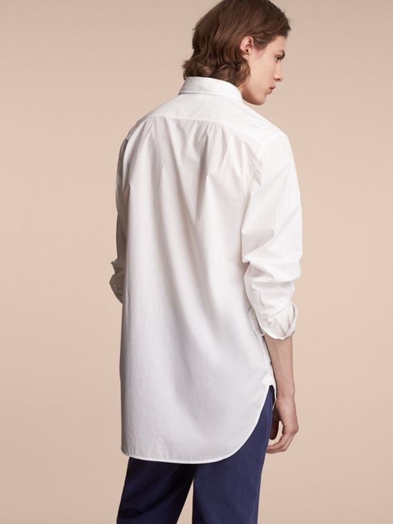 Japanese Cotton Poplin Shirt - cell image 2