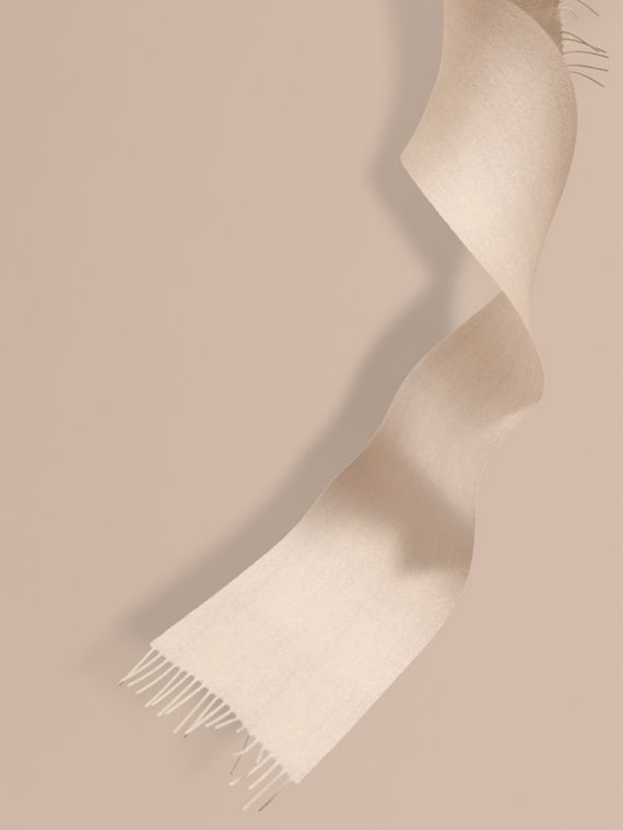 The Mini Classic Cashmere Scarf Stone