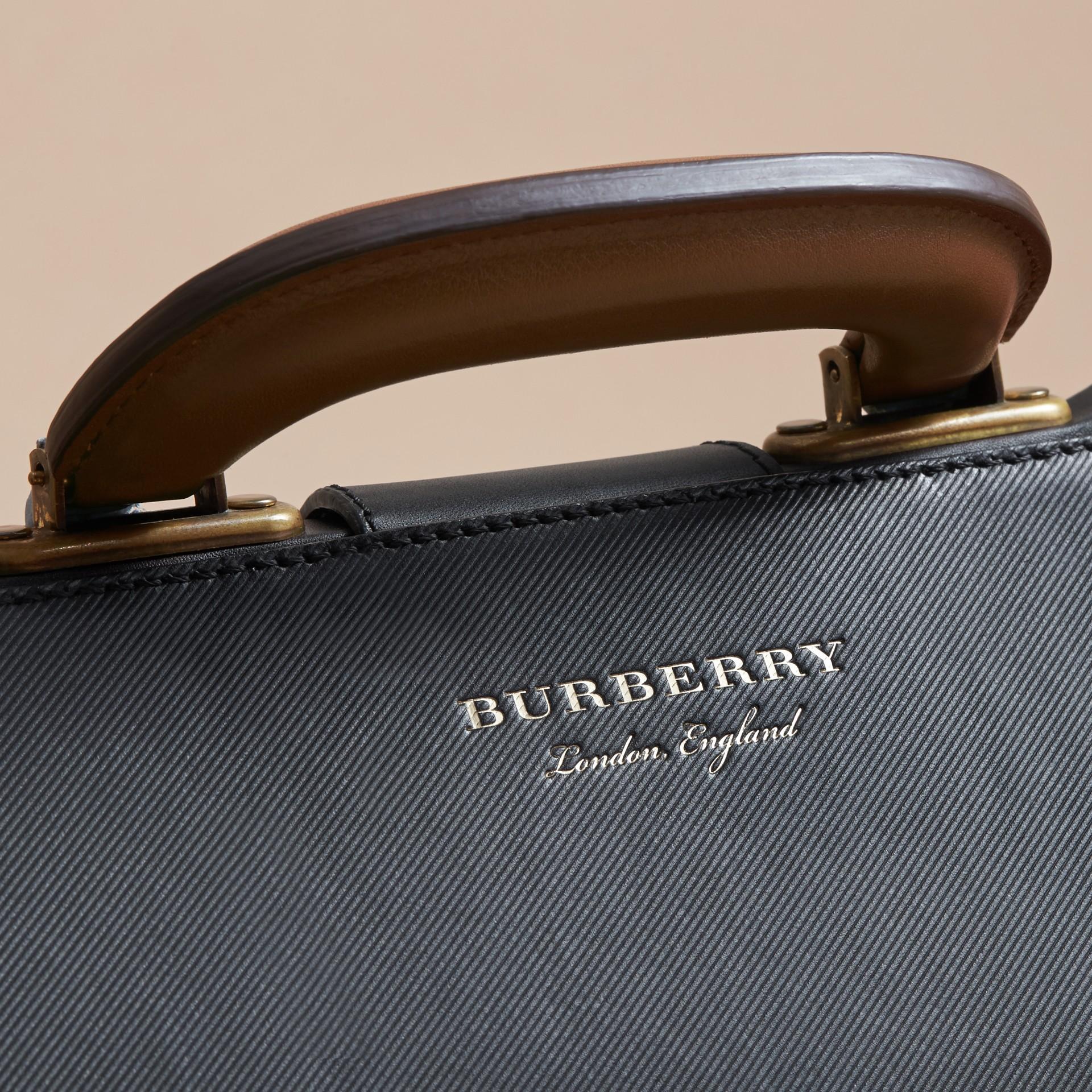 The DK88 Doctor's Bag in Black - Men | Burberry - gallery image 2