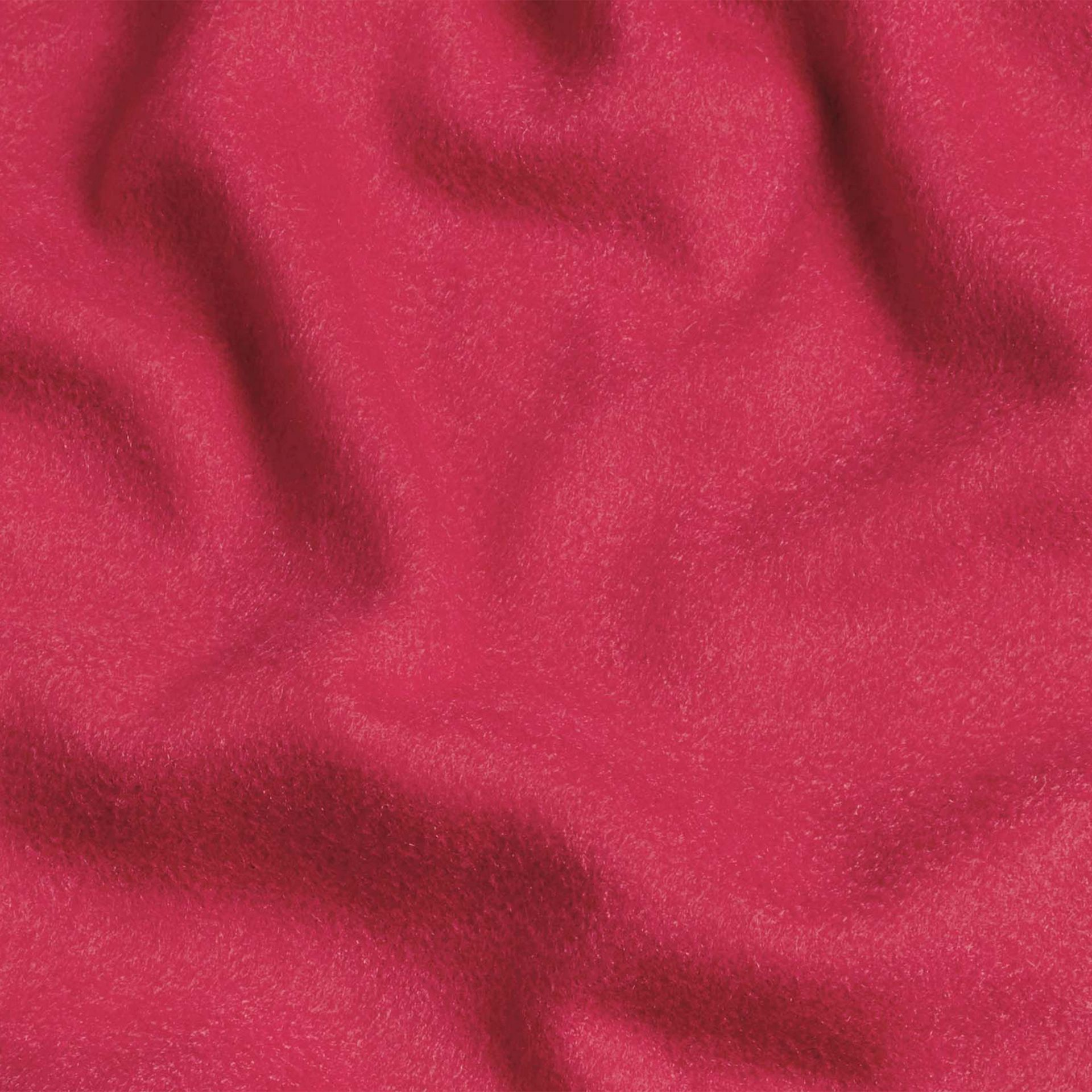 Fuchsia pink The Classic Cashmere Scarf Fuchsia Pink - gallery image 5
