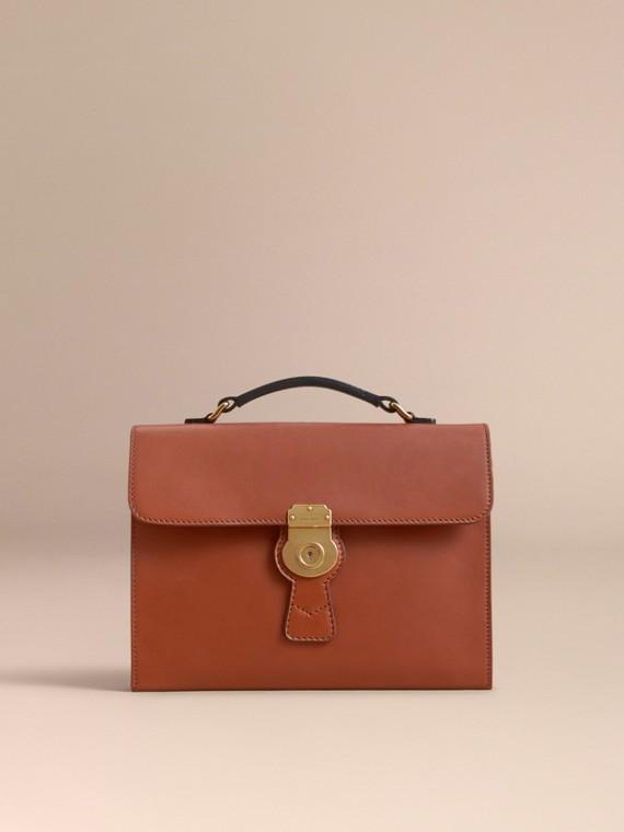 Сумка-портфель DK88 Рыжевато-коричневый