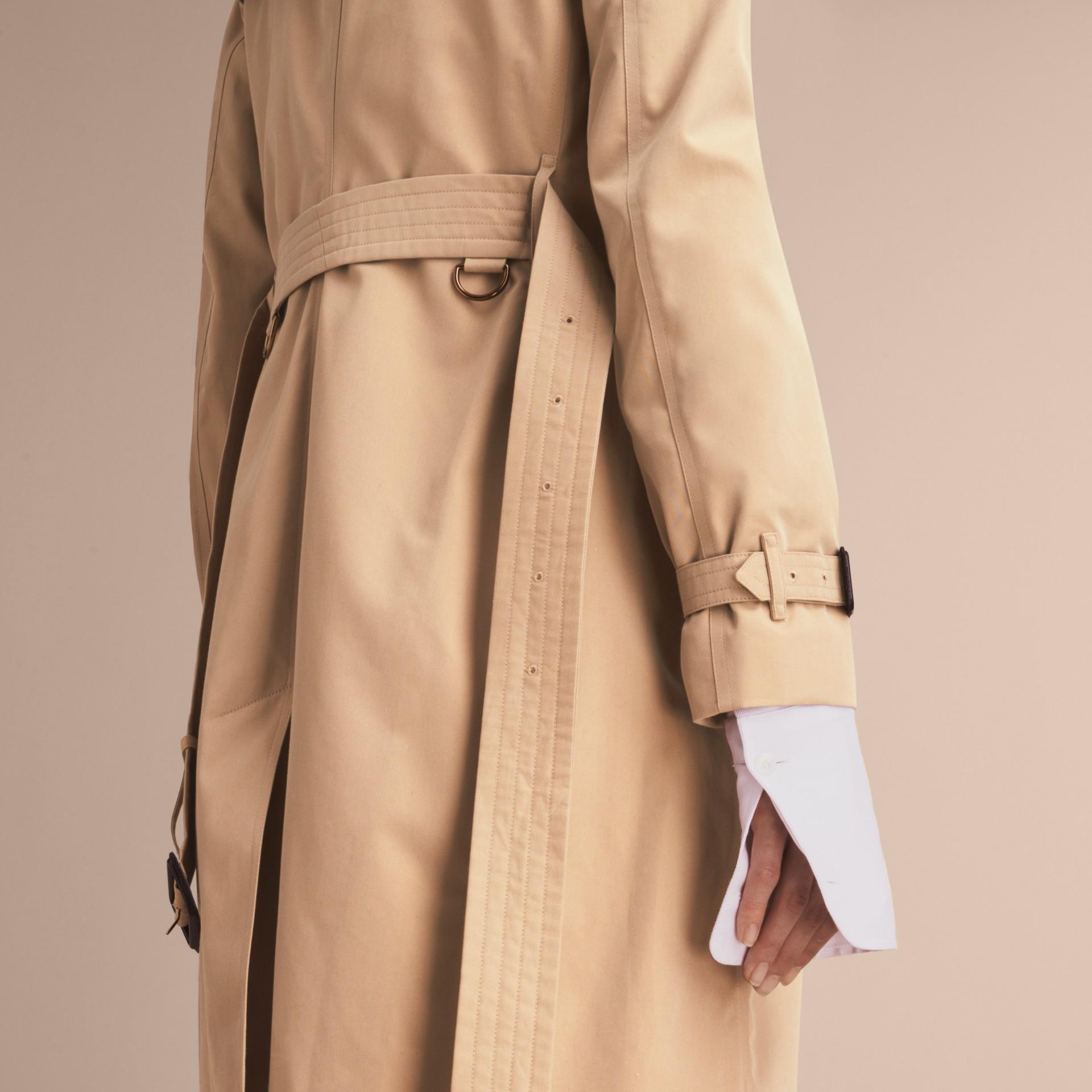 Mel The Kensington – Trench coat Heritage médio Mel - galeria de imagens 6