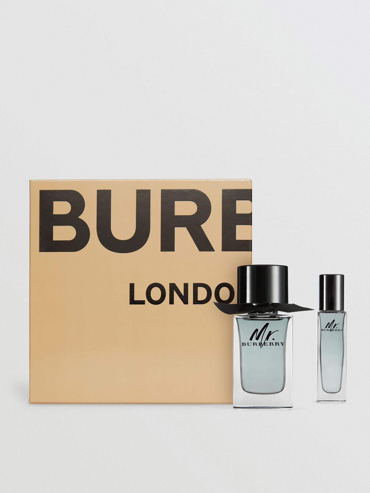 Mr. Burberry Eau de Toilette Gift Set in Honey