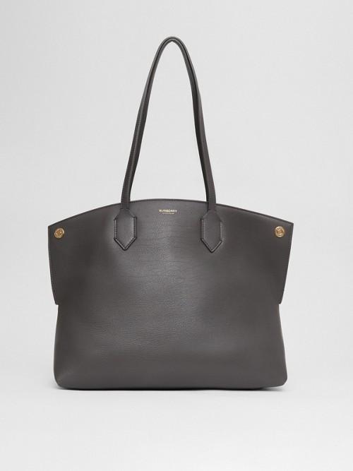 Burberry Medium Leather Society Tote