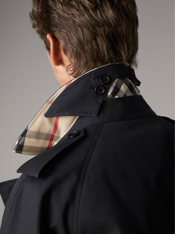 The Westminster – Extra-long Trench Coat in Navy - Men | Burberry - cell image 1