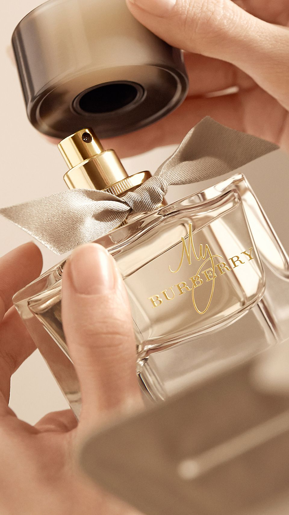 My Burberry  Monogram your bottle