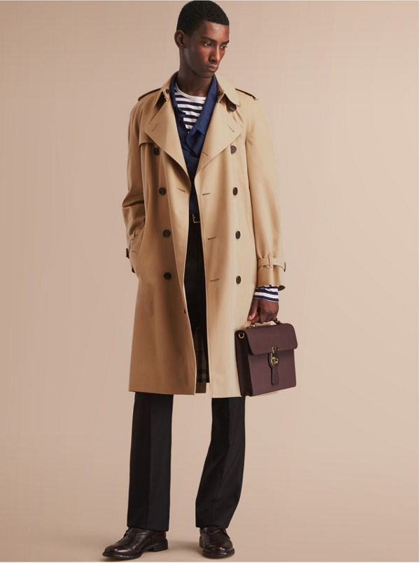 The Westminster - Trench coat Heritage longo