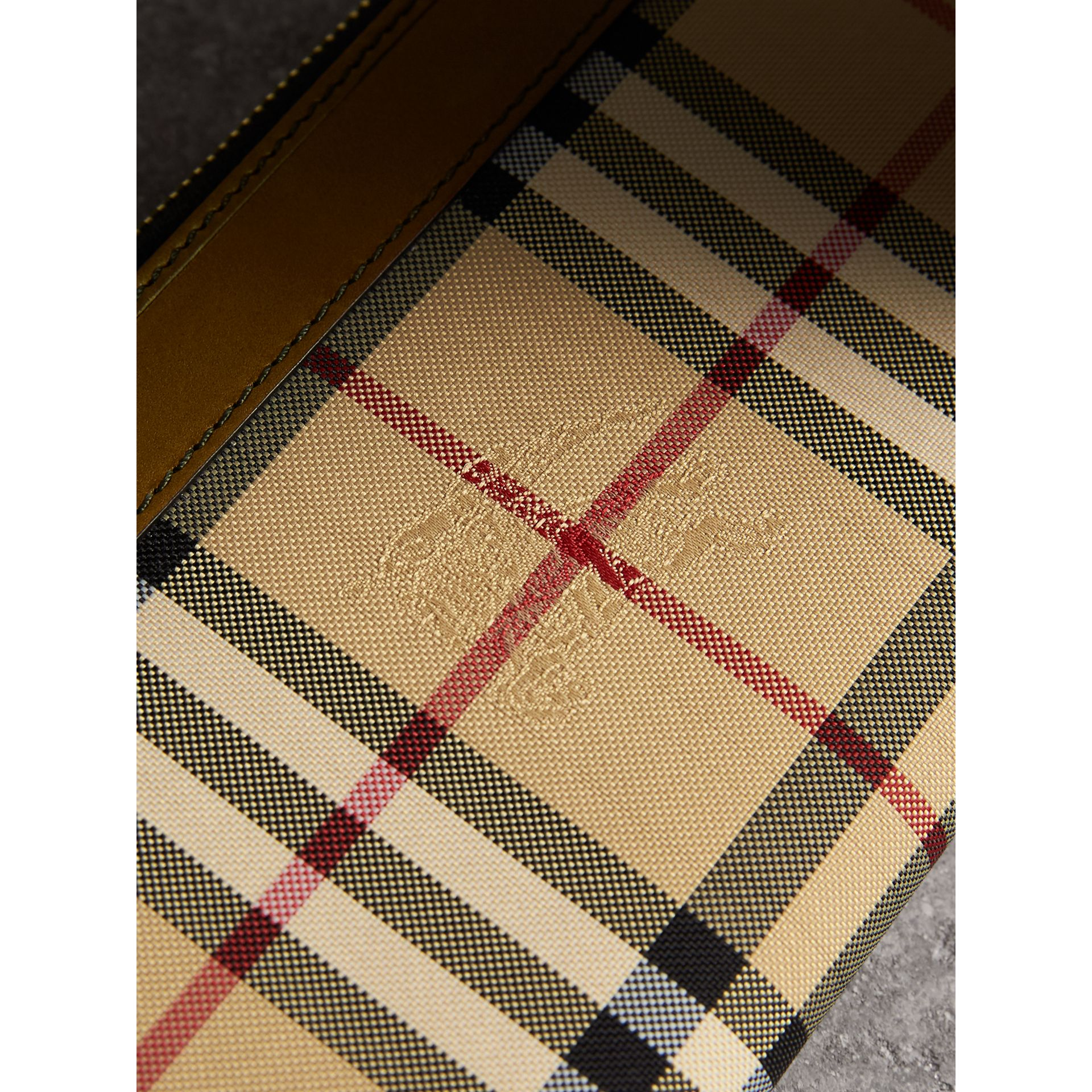 Horseferry Check Ziparound Wallet in Tan - Men | Burberry Singapore - gallery image 2