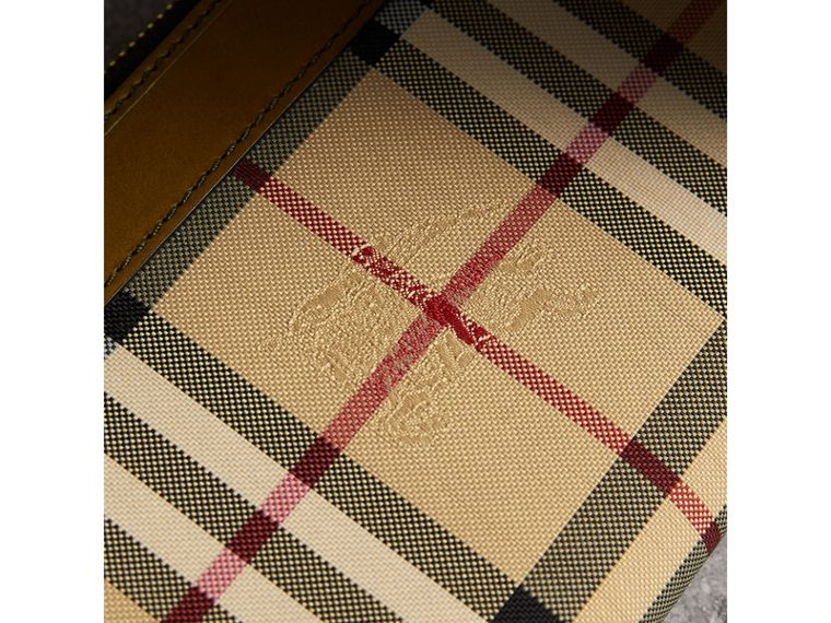 Horseferry Check Ziparound Wallet in Tan - Men | Burberry Singapore - cell image 1