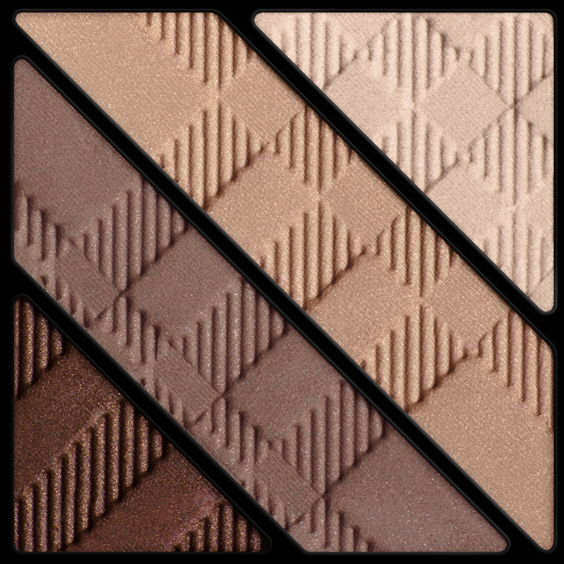 Complete Eye Palette – Smokey Brown No.00 - Femme | Burberry - photo de la galerie 2