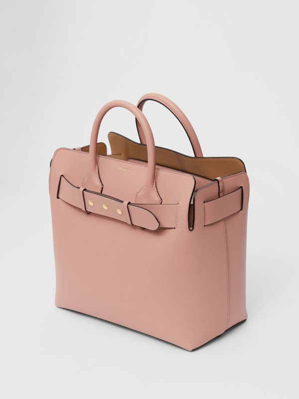The Medium Leather Triple Stud Belt Bag in Ash Rose - Women | Burberry United States - cell image 2
