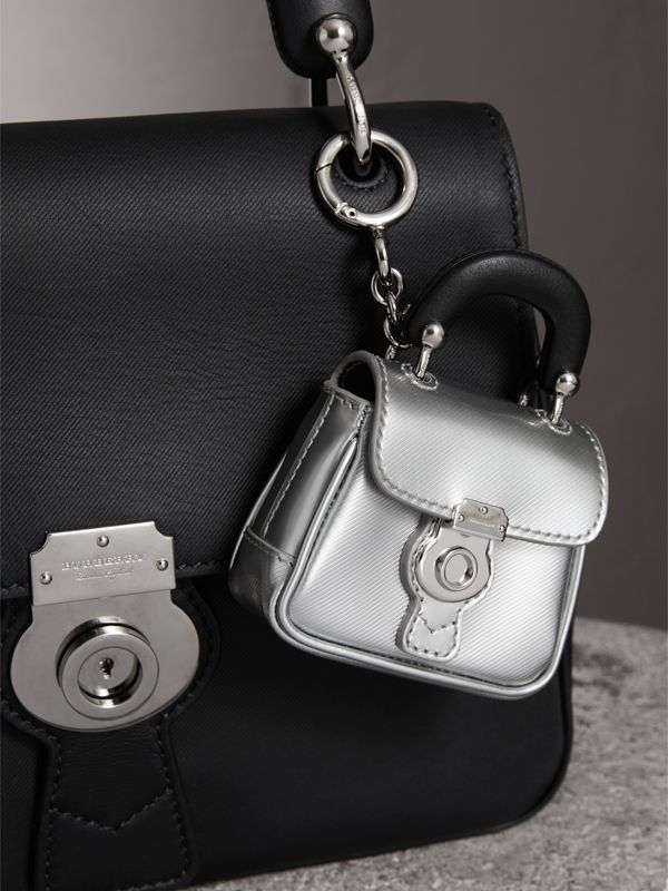 The DK88 Charm in Silver | Burberry - cell image 2