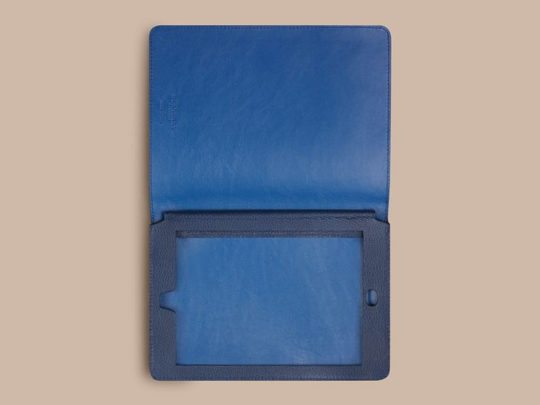Bright navy Grainy Leather iPad Mini Case Bright Navy - cell image 2