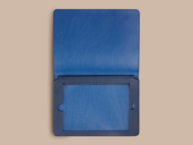 Marine vif Étui pour iPad mini en cuir grainé Marine Vif - cell image 2